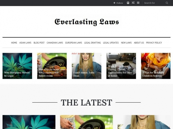 everlastinglaws.com