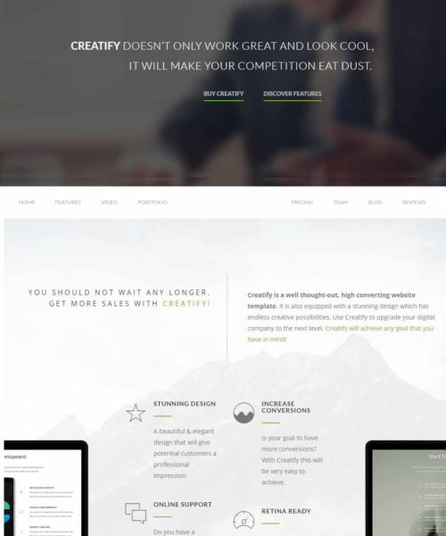 creatify-wordpress
